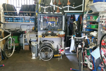 Walking And Cycling Grants London Casestudies London Bike Kitchen 2