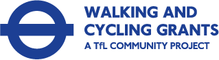 Walking and cycling grants london logo